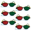 Red Green Goggles - Modern