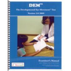 DEM - Developmental Eye Movement Test