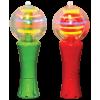 Mini Spinning fixation globes - Set of 2
