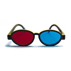 Red Blue Glasses