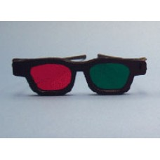 Red Green Glasses
